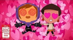 Love Letters Disney Big Chibi 6 The Series