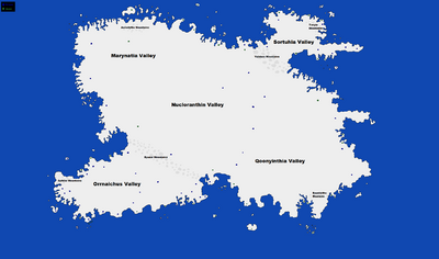 Oranos World Map