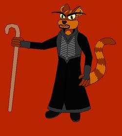 Count Puss-Pus