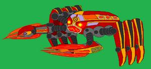 Commander Crabbot