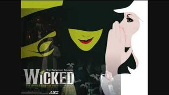 Wonderful - Wicked The Musical