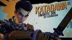 Borderlands 3 Katagawa Jr Boss Theme