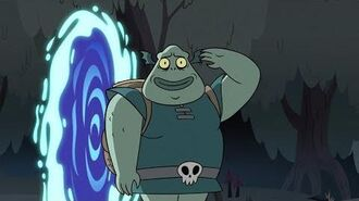 Buff Frog leaves Mewni Star Vs The Forces of Evil
