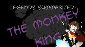 Legends Summarized The Monkey King (Journey To The West Part 1)