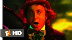 Willy Wonka & the Chocolate Factory - Tunnel of Terror Scene (6 10) Movieclips
