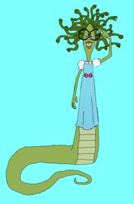 Jess the Nerdy Gorgon