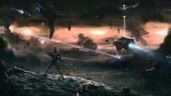 "Halo 4 OST Extras ""Battle of Charum Hakkor"""