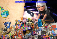 Shell Louge Squad Team Poster Alpha