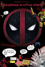 Deadpool's Little Visit