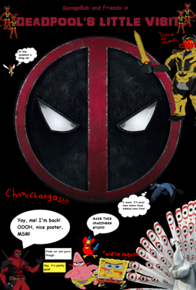 Deadpool's Little Visit