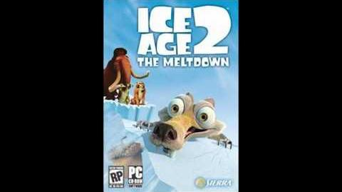 Ice Age 2 The Meltdown Game Music - Sloth Village Track 4 (Tail on fire)