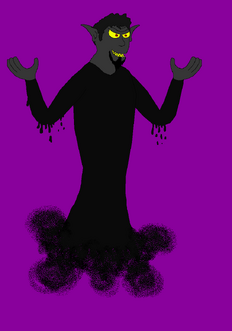 Ooze the Black