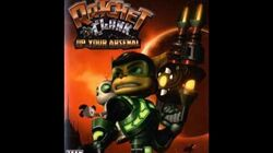 Ratchet and Clank 3 Up Your Arsenal - Planet Aridia Soundtrack 16