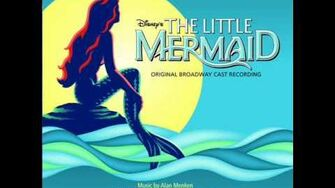 The Little Mermaid on Broadway OST - 19 - Les Poissons