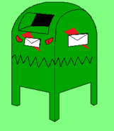 Monster Mail Box 2