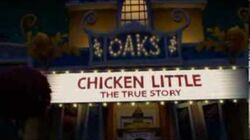 Animated Atrocities 37 Chicken Little 2005 Movie