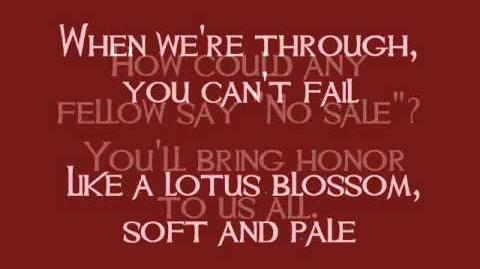 Honor To Us All- Mulan (lyrics)