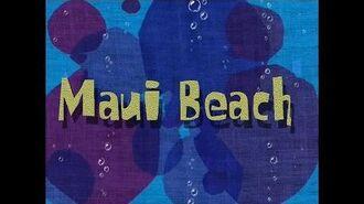 SpongeBob Music Maui Beach