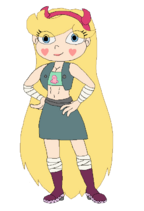 Star Butterfly (Neverzone)a