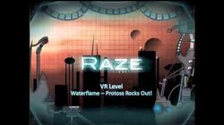 Raze Soundtrack - VR Level Waterflame - Protoss Rocks Out!