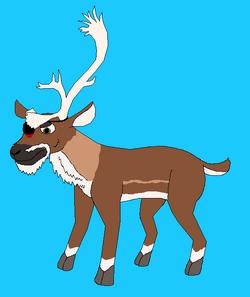 Duke the Caribou