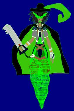 Spirit of Captain Taiklar Blackheart