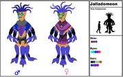 Jalladomeon Species