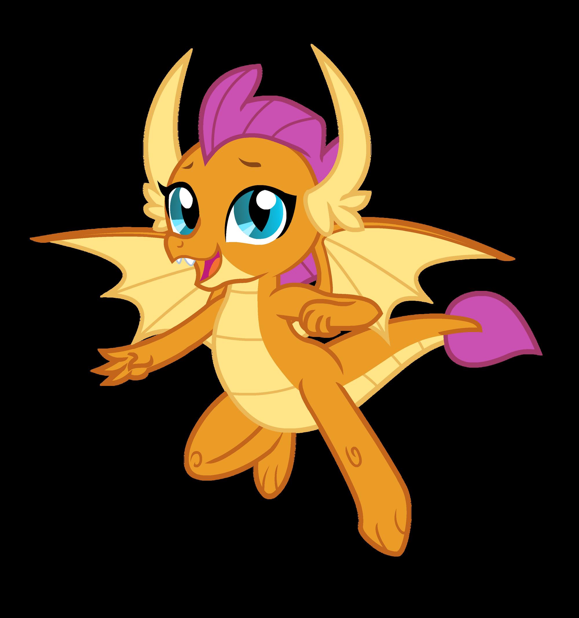My Little Pony Wiki Smolder Apple Jack L
