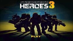 StrikeForceHeroes 3 - Relentless Rage