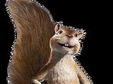 Benny the Squirrel