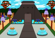 Zewinsaur Ziggurat