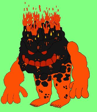 Lava King