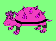 Spikey Turtle (Mutonium Mines)