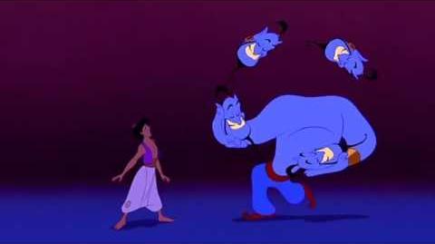 Aladdin - Friend Like Me (HD) 3D