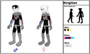 Knightan Species