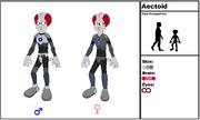 Aectoid Species