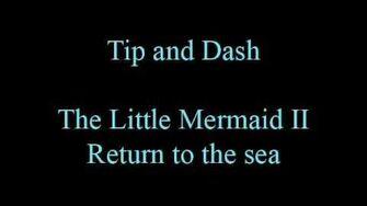 Tip and Dash - lyrics