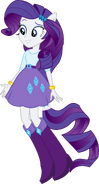 Rarity (Equestria Girls Ponied Up)