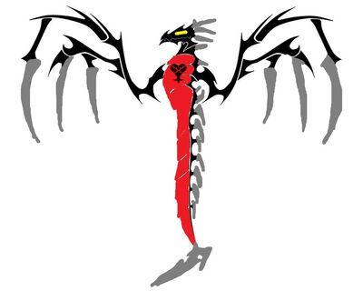 Sythe Skull Dragon