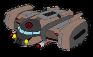 VA- DS-927 'Sheafer' Dropship