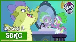 Just Can't Be A Dragon Here (Father Knows Beast) MLP FiM HD