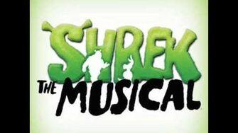 Shrek The Musical ~ Donkey Pot Pie ~ Original Broadway Cast