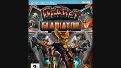 Ratchet Gladiator VGM Challenge Complete