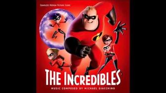 The Incredibles (Soundtrack) - Kronos Unveiled