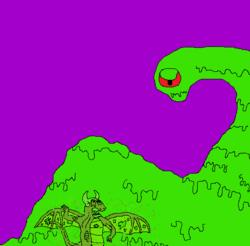 Jigglodon Monster