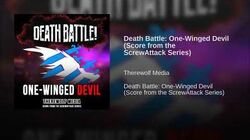 Death Battle One-Winged Devil (Score from the ScrewAttack Series)