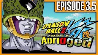 Dragon Ball Z KAI Abridged Parody Episode 3.5 - TeamFourStar (TFS)