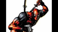 MVC3 Deadpool theme