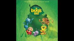 A Bug's Life (Soundtrack) - Let's Ride!