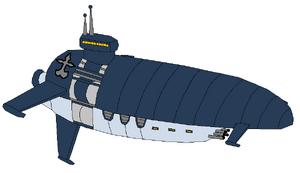 Team Nefarious Warship